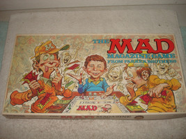 VINTAGE 1979 MAD MAGAZINE BOARD GAME COMPLETE NICE - $39.99