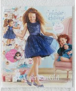 2014 Holiday Catalogue American Girls Collection Rebecca Front Pleasant ... - $49.45