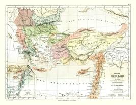 Greco Roman Empire - Cortambert 1880 - 23.00 x 29.69 - $36.58+