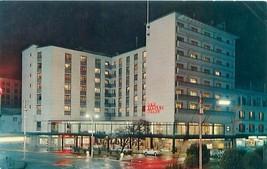 Nairobi Africa Neu Stanley Hotel Nacht Blick Postkarte - $6.92