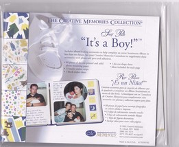 "Creative Memories - Snap Pack - ""It's a Boy"" - $11.95"