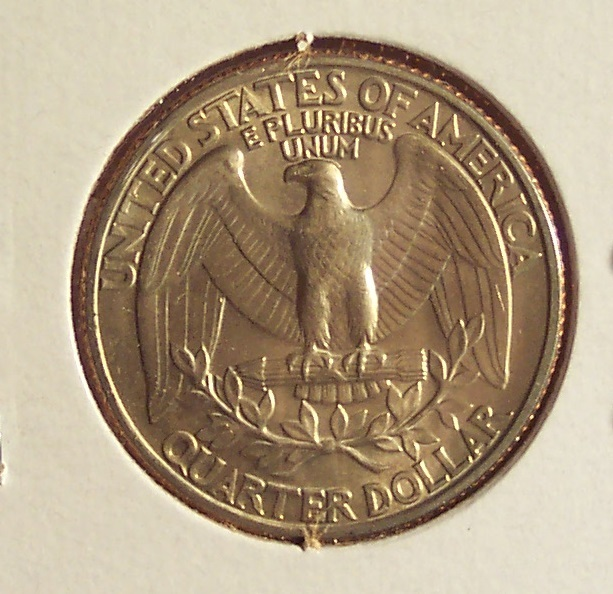 1978-D Washington Quarter BU #251 image 6