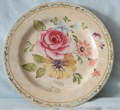 American Atelier 5024 Floral Daze Salad Plate set of 4 image 6