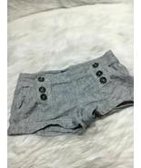 Express women shorts size 0 gray  b18 - $6.79