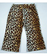 THE CHILDRENS PLACE TCP GIRL INFANT 18M  STRETCH PANTS LEOPARD CHEETAH P... - $8.90