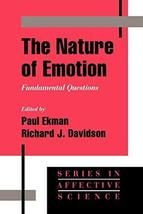 The Nature of Emotion: Fundamental Questions (Series in Affective Scienc... - $48.46