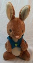 "Vintage Dakin 1974 Bunny 12"" Plush Stuffed Animal Toy Peter Rabbit - $54.45"