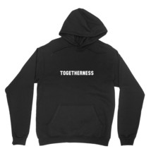 Togetherness Shirt 14 Players 14 Words PU Basketball Warmup Unisex Black Hoodie  - $24.95+