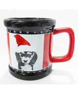 Coffee mug cup with dog picture beagle puppy keith kimberlin 2006  - $21.78