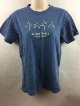 Gildan Heavyweight Cotton Women's Silver Falls State Park Shirt Size Small - $14.01