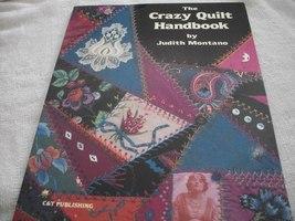 The Crazy Quilt Handbook - $20.00