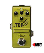 Rowin LN-318 Top NANO Series wide Variety of Clean Booster Tones True Bypass Ped - $36.00
