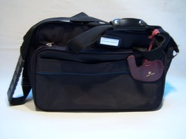 Vintage American Tourister Multi-Pocket Messenger Style Travel Bag - $98.99