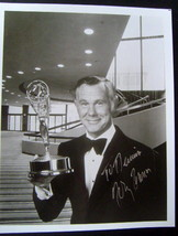 JOHNNY CARSON (ORIGINAL AUTOGRAPH PHOTO) CLASSIC - $346.50
