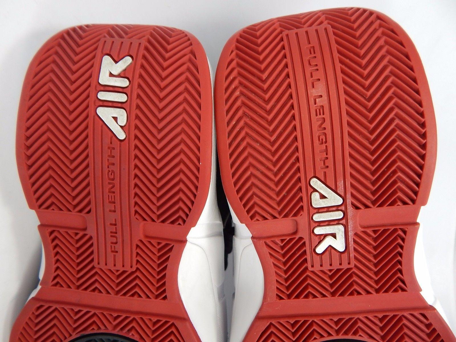 Nike Air Force Men's Basketball Shoes Sz US 11 M (D) EU 45 Black 316186-001