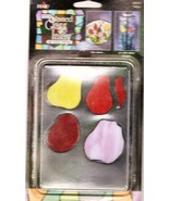 Gallery Glass Tulips Insert for Stain Glass or Mosiacs - $4.99