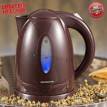 Ovente Cordless Electric Kettle 1.7 Liter Tea H... - $24.29