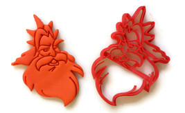 The Little Mermaid King Triton Cookie Cutter - $8.99