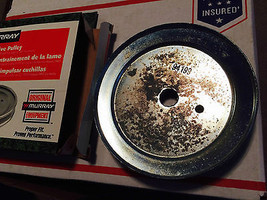 "OEM Murray Blade Drive Pulley 494199 494199MA 42"" Mowers *NEW* B7 InStock11/1/14 - $19.78"
