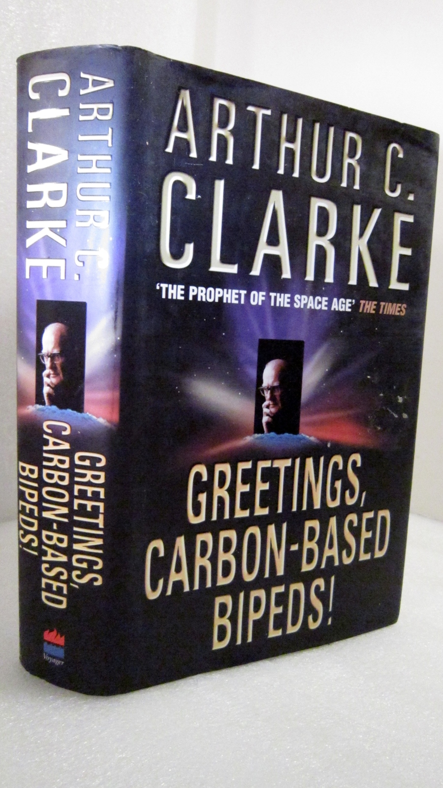 arthur c clarke essays Sir arthur c clarke challenges the scientific community with provacative essay in science (originally published july, 1998 in infinite energy magazine issue #20.