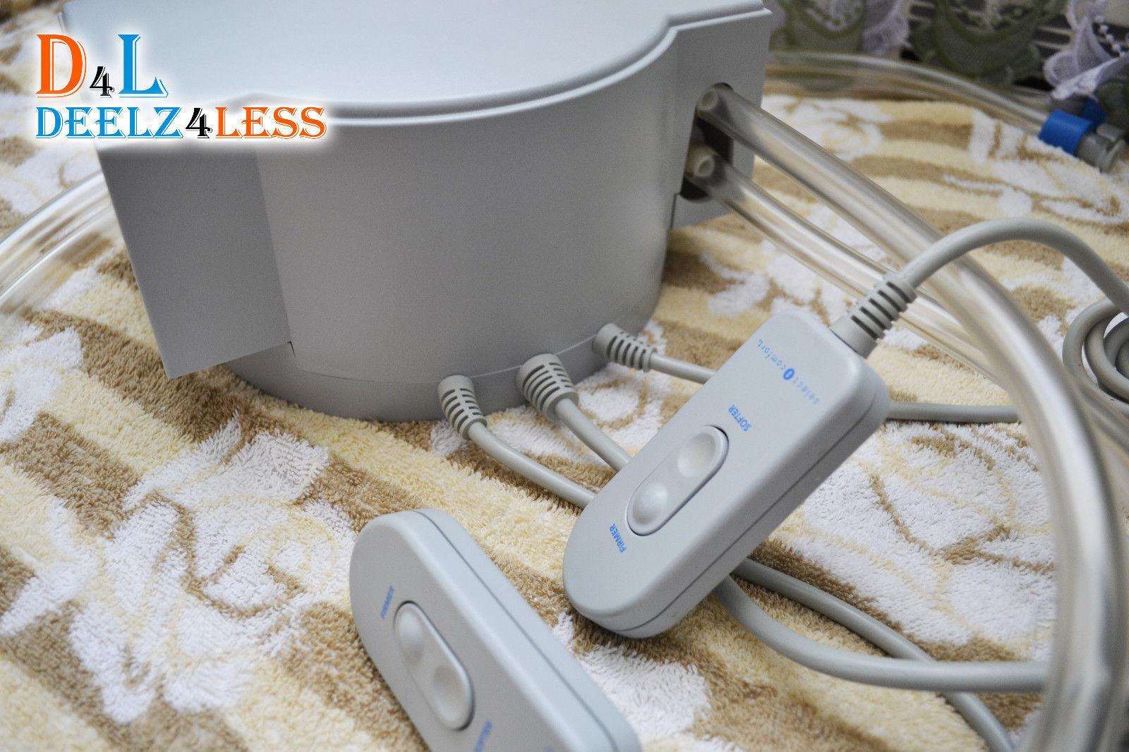 Select Comfort Sleep Number Bed Dual Air Pump EFCS4-2 for ... |Select Comfort Air Pump Parts