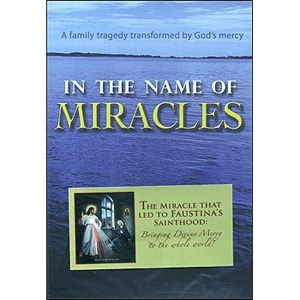In the name of miracles   dvd