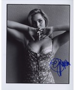 * JENNIFER LAWRENCE SIGNED POSTER PHOTO 8X10 RP AUTO AUTOGRAPHED   - $19.99