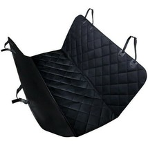 Dog Seat Cover Hammock Waterproof Nonslip Pet Cat Back Rear Bench SUV Tr... - $23.95
