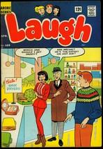Laugh Comics #169 1965- Archie- DeCarlo- Harry Lucey VG - $24.83