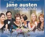 The Jane Austen Book Club~New Blu Ray~Kathy Baker, Maria Bello Jimmy Smits