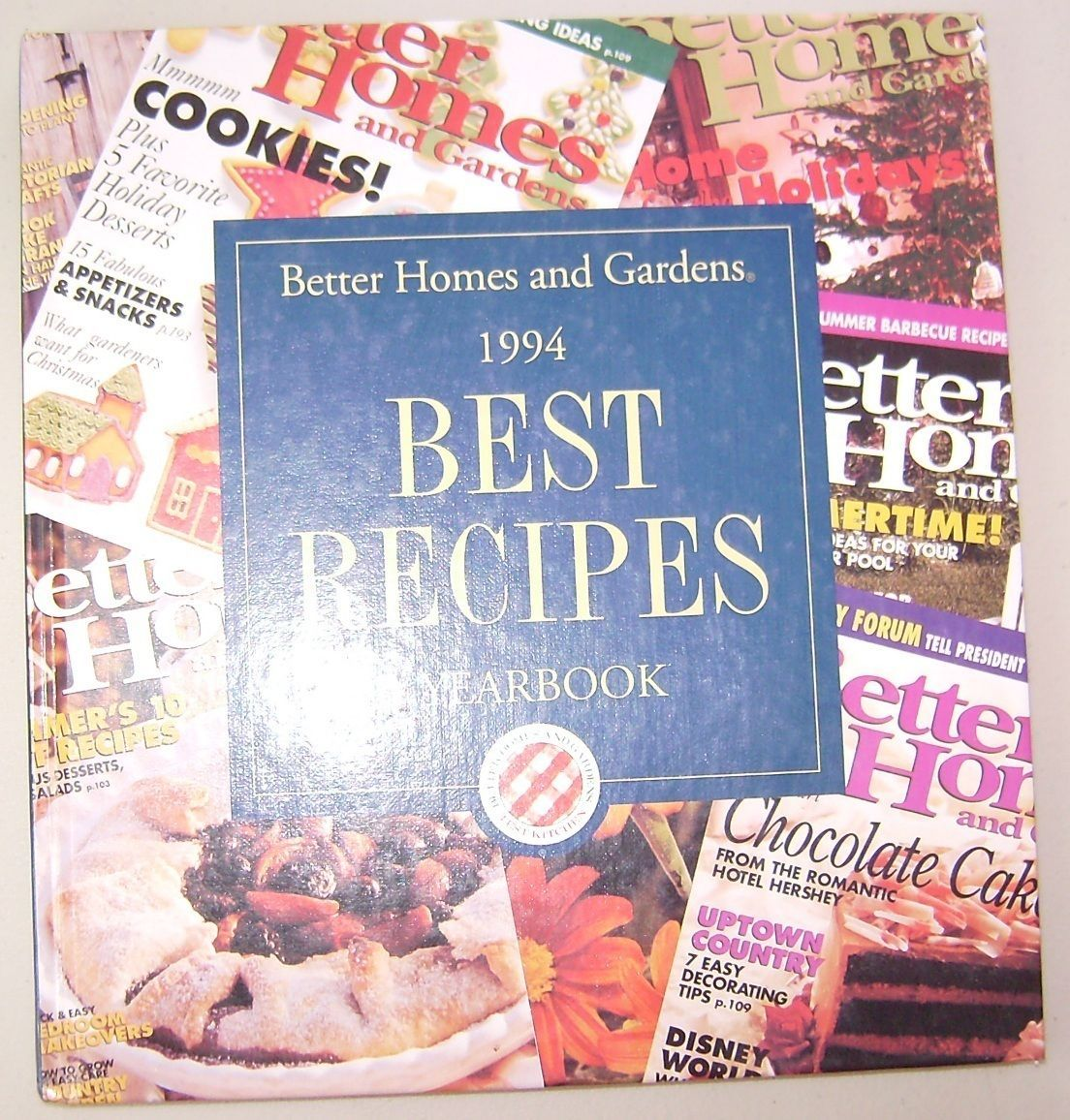 Better homes and gardens 1994 best recipes yearbook Better homes amp gardens recipes