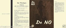 Fleming-Facsimile dust jacket for 1st 1958 UK e... - $21.78