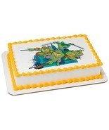"8"" RoundTeenage Mutant Ninja Turtles Cowabunga Edible Image Cake Topper - €9,01 EUR"