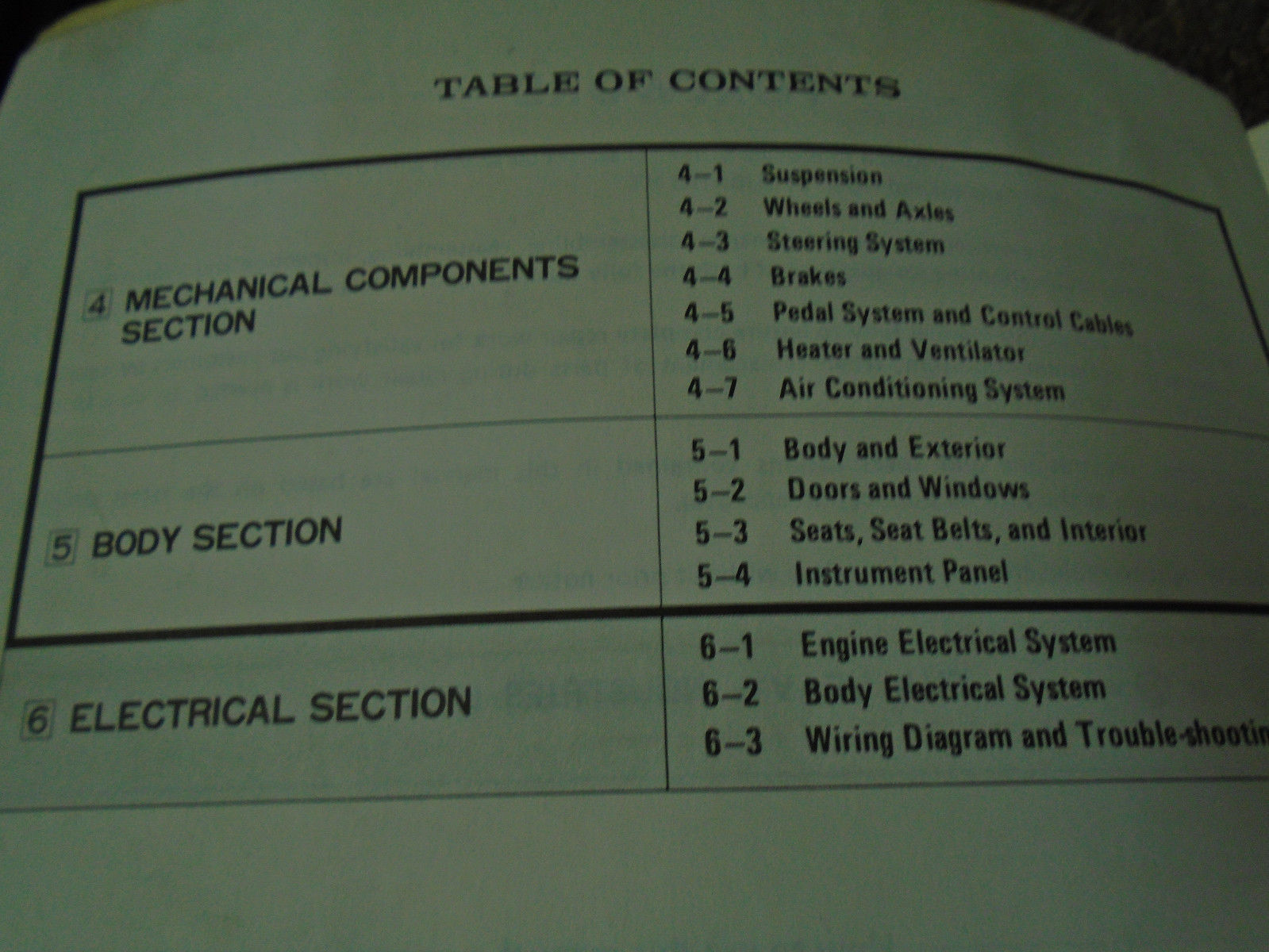 1989 Subaru XT Service Repair Shop Manual 4 Volume SET FACTORY OEM BOOKS Used