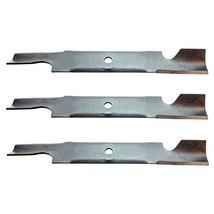 Set Of 3 Lawn Mower Blade Replaces Toro 117-7277-03 Fits Titan Zero Turn - $38.97