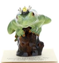 Hagen-Renaker Miniature Tree Frog Figurine Birthstone Prince 11 November Topaz