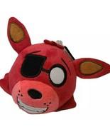 Mymoji Plush Foxy Head Five Nights at Freddys FNAF Funko 6 Inch NWT - $9.32