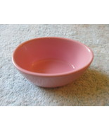 Nantucket Home Egg Shaped Serving Cup Rose Colored - $4.99