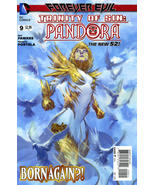 TRINITY of SIN: PANDORA #9 (DC Comics) NM! - $1.50