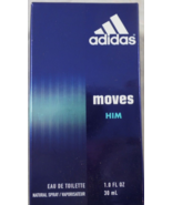 Adidas Moves for Him - Eau de Toilette Spray - 1 oz  - $12.29