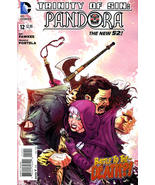 TRINITY of SIN: PANDORA #12 (DC Comics) NM! - $1.50