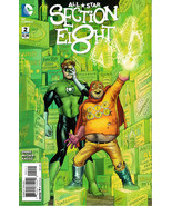 ALL-STAR SECTION EIGHT #2 (DC Comics) NM! - $1.00