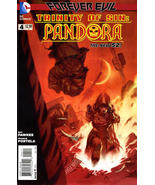TRINITY of SIN: PANDORA #4 (DC Comics) NM! - $1.50