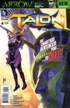 Talon #4 (Dc Comics) Nm! - $1.50