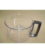 Magimix Bowl Main Work Bowl Black Handle 5200, 5200xl,6200XL, 5150 ref ... - $88.00