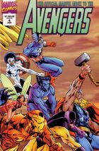 OFFICIAL MARVEL INDEX TO AVENGERS #4 NM! - $1.50