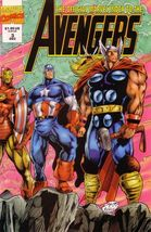 OFFICIAL MARVEL INDEX TO AVENGERS #3 NM! - $1.50