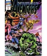 OFFICIAL MARVEL INDEX TO AVENGERS #1 NM! - $1.50
