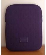 Michael Kors Neoprene iPad/Tablet Sleeve Purple - $19.80