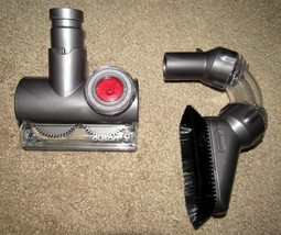 Dyson Tangle Free or Flat Out Floor Tool & Multi Angle Dusting Tool - $40.00